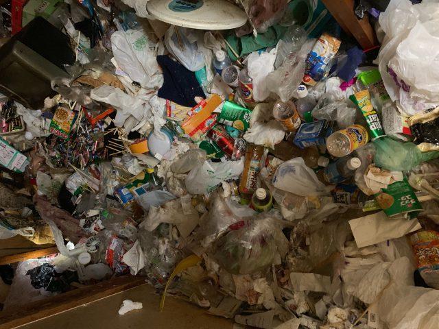 ゴミ屋敷の相談・依頼のほとんどは