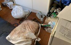 特殊清掃の最近の事例①