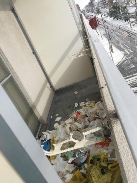ゴミの分別と処分
